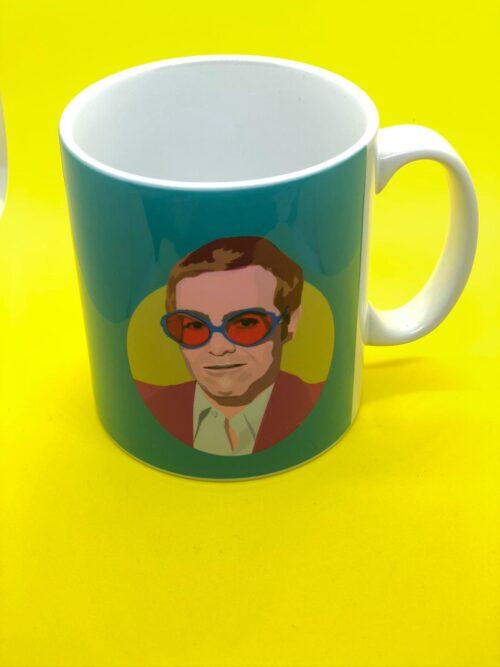Mugs, bowls, glasses