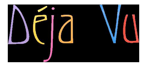 Déjà Vu Enfield Logo